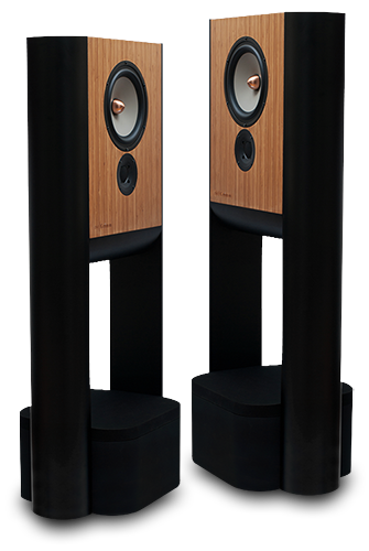 Grimm Audio LS1 and LS1s speaker system