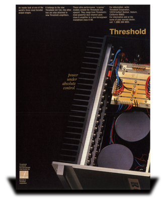 Threshold ad