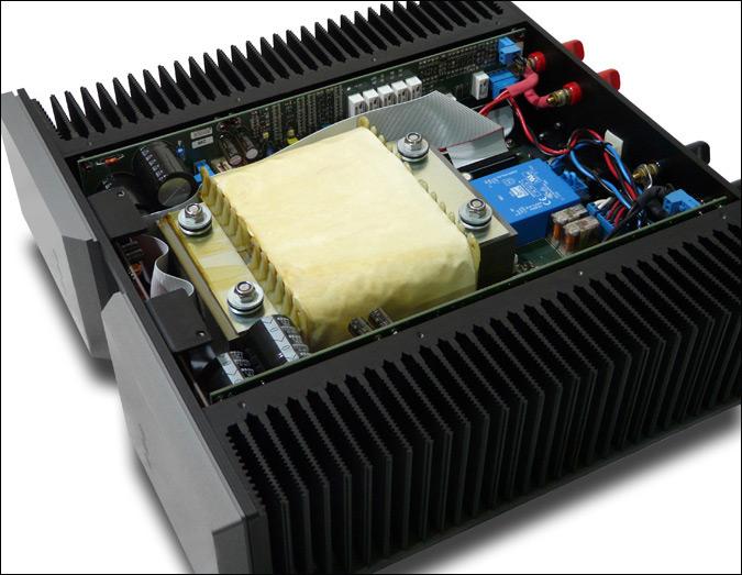 Vitus SM-010 inside
