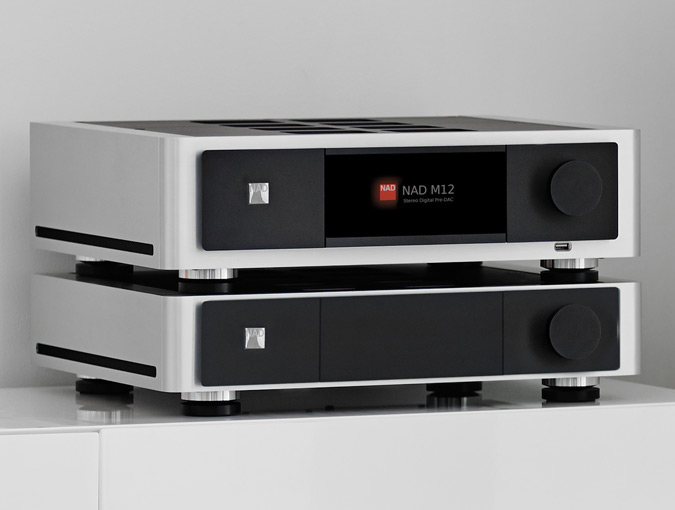NAD M12 and M22