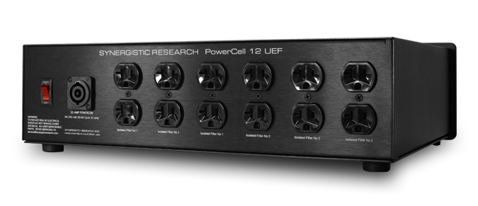 Synergistic Research PowerCell 12 UEF SE