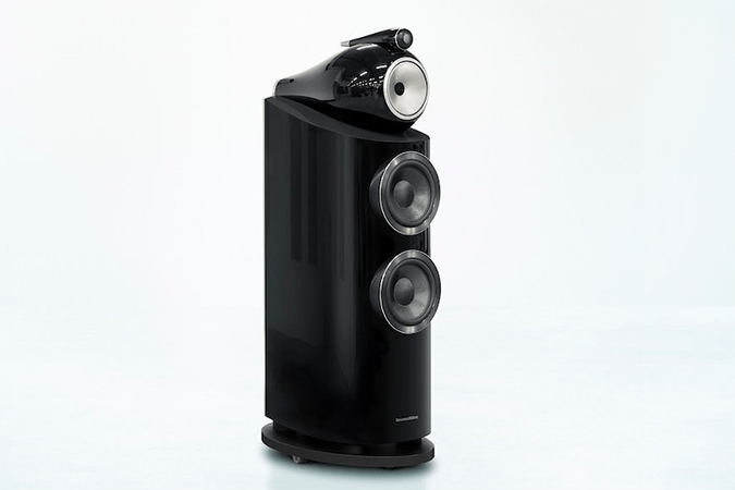 Bowers & Wilkins's 802 Diamond D3